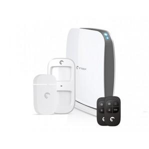 Système d'alarme WIFI/GSM eTIGER SECUAL BOX pour appartement, maison, commerce