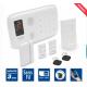 Système d'alarme GSM Sedea Elegante 50 sans fil pour appartement, maison ou locaux commerciaux
