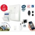 Alarme sans fil TCP/IP pour maison ou appartement